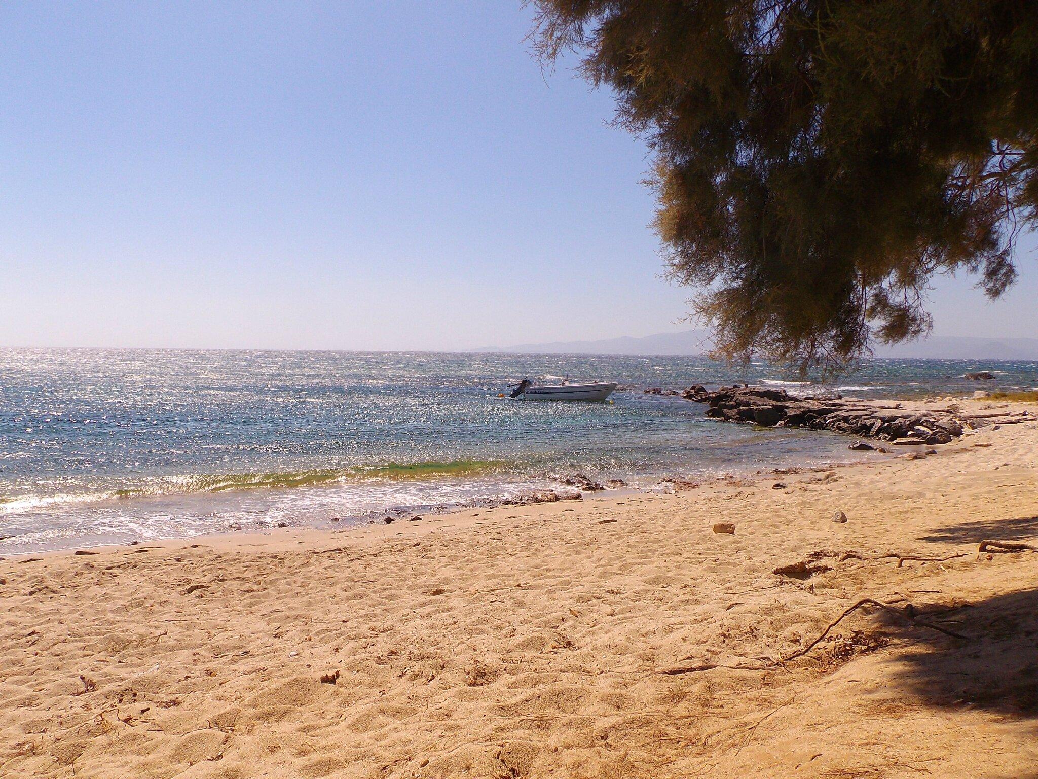 Les plages vers Kastraki