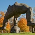 Storm king art center presents a major exhibition of work by contemporary art zhang huan