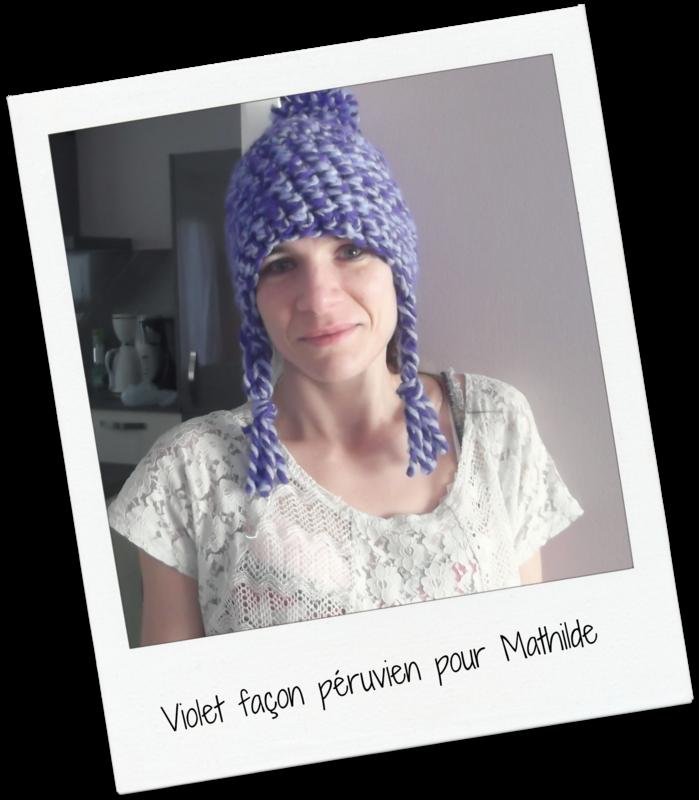 Violet Mathilde
