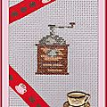 Échange ATC Chez Miou (Moulin à café) Février Patricia pour Marie de Clessé 1