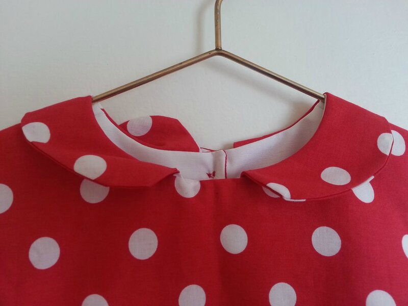 robe rouge a pois_10