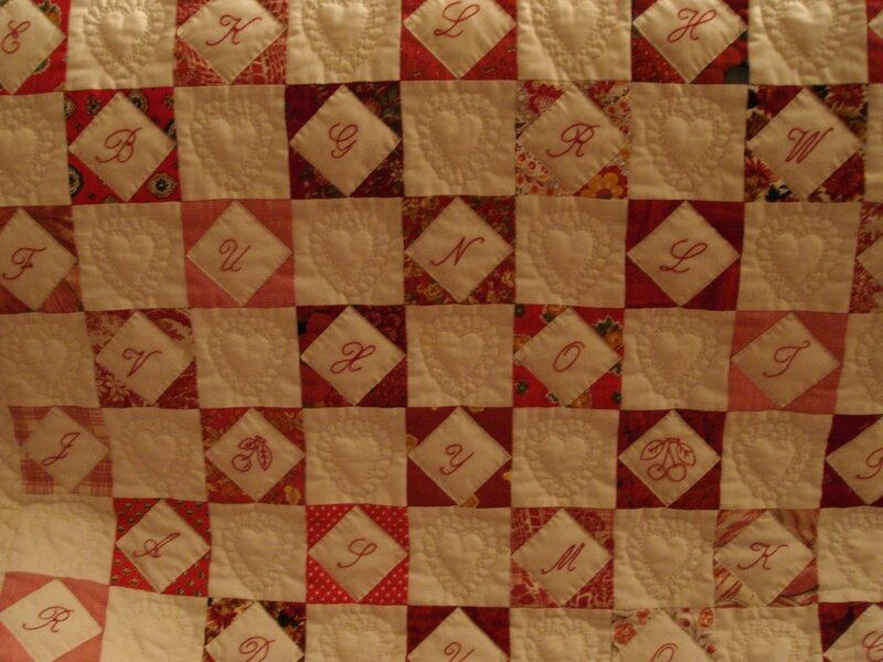 carré d'as (quilting)