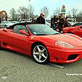 Ferrari 356 spider (rencard vigie mars 2011) 01