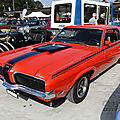 Mercury cougar eliminator hardtop coupe-1970