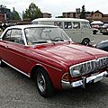 Ford taunus 20m ts hardtop coupe p5, 1964 à 1967