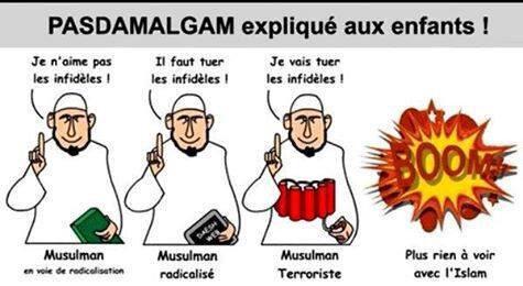 islam humour terroriste islamiste pas damalgam