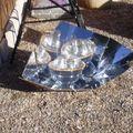Un nouveau cuiseur à panneaux : le solar hotpot