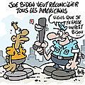 Joe biden veut réconcilier les américains