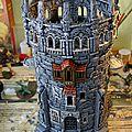 La tour aux 1000 crânes