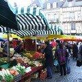 22 - Vannes, le marché