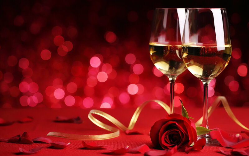 valentines_day_wine_red_rose_robbon_petals_bokeh_1920x1200_wide_wallpapers