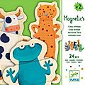 Magnetic's: crazy animaux