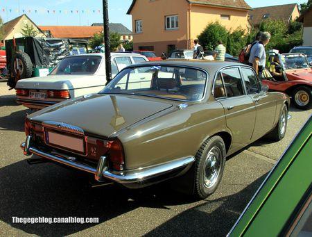Daimler sovereign XJ6 (serie 1)(30 ème Bourse d'échanges de Lipsheim) 02