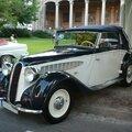 Bmw 329 cabriolet drauz 1937
