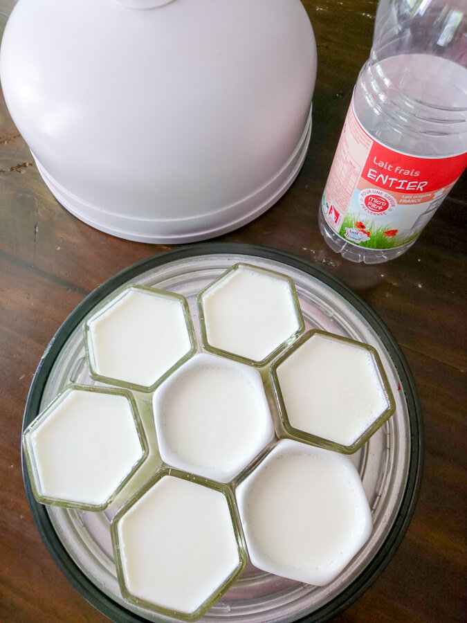 Faire ses yaourts maison sans électricité, c'est possible !