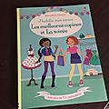 Une activité pour les enfants : j'habille mes amies – les meilleures copines et la soirée des éditions usborne