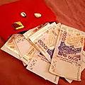 Prix porte monnaie magique/portefeuille magique mystique pour devenir tres riche du marabout gounou