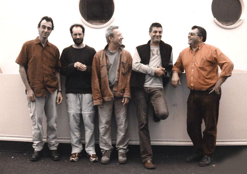 Intervalles jazz Quintet (2)