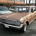 Chevrolet chevy ii 400 nova wagon-1963