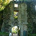 Le château de Rochefort en Terre.