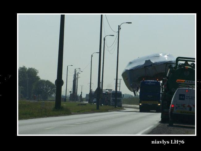 Transport de Catamaran géant 1