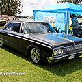 Dodge custom 880 hardtop coupé de 1965 (Retro Meus Auto Madine 2012) 01