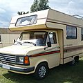 FORD Transit Mk2 camping car Aristocrat Alabama 1985 Madine (1)