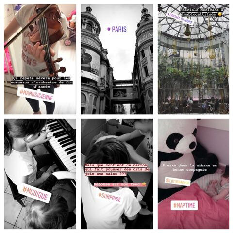 Ma semaine en stories ©Kid Friendly