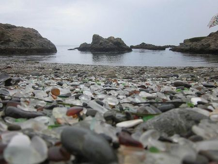 glass beach california fort bragg 1