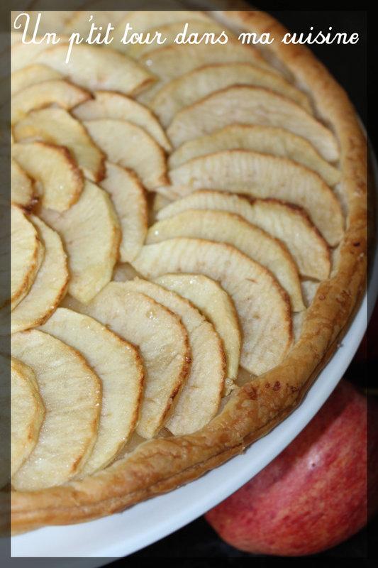 Tarte fine aux pommes3