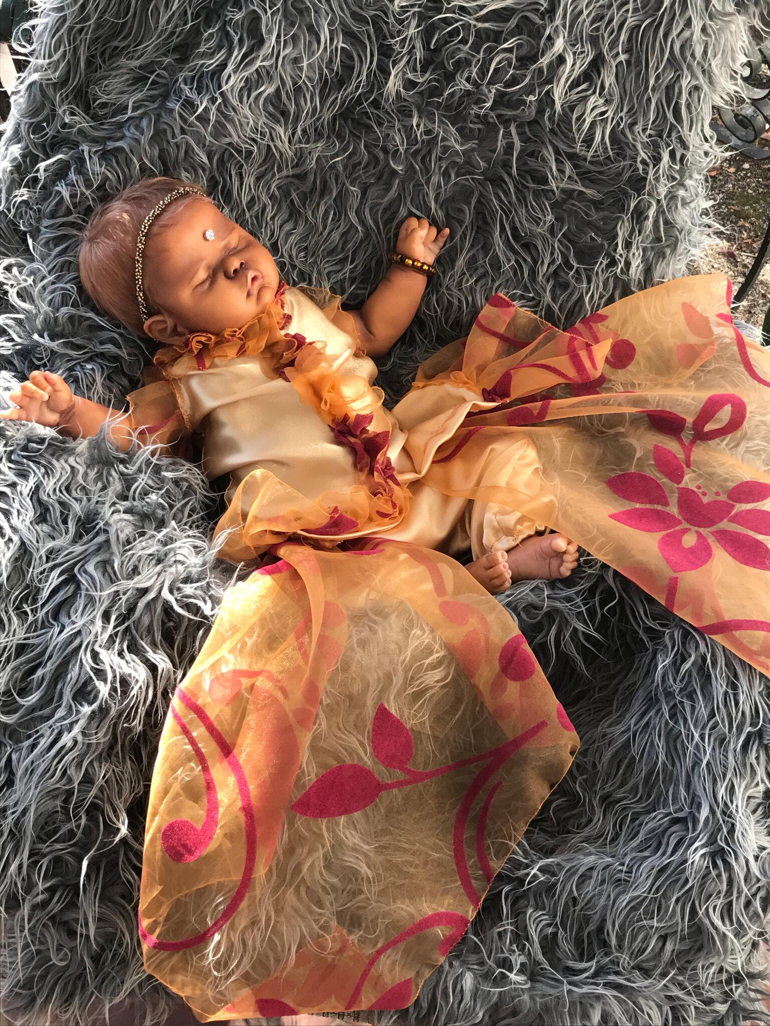 Dali (kit evelyn de Cassie Ann Brace) est née le 14 aout 2017