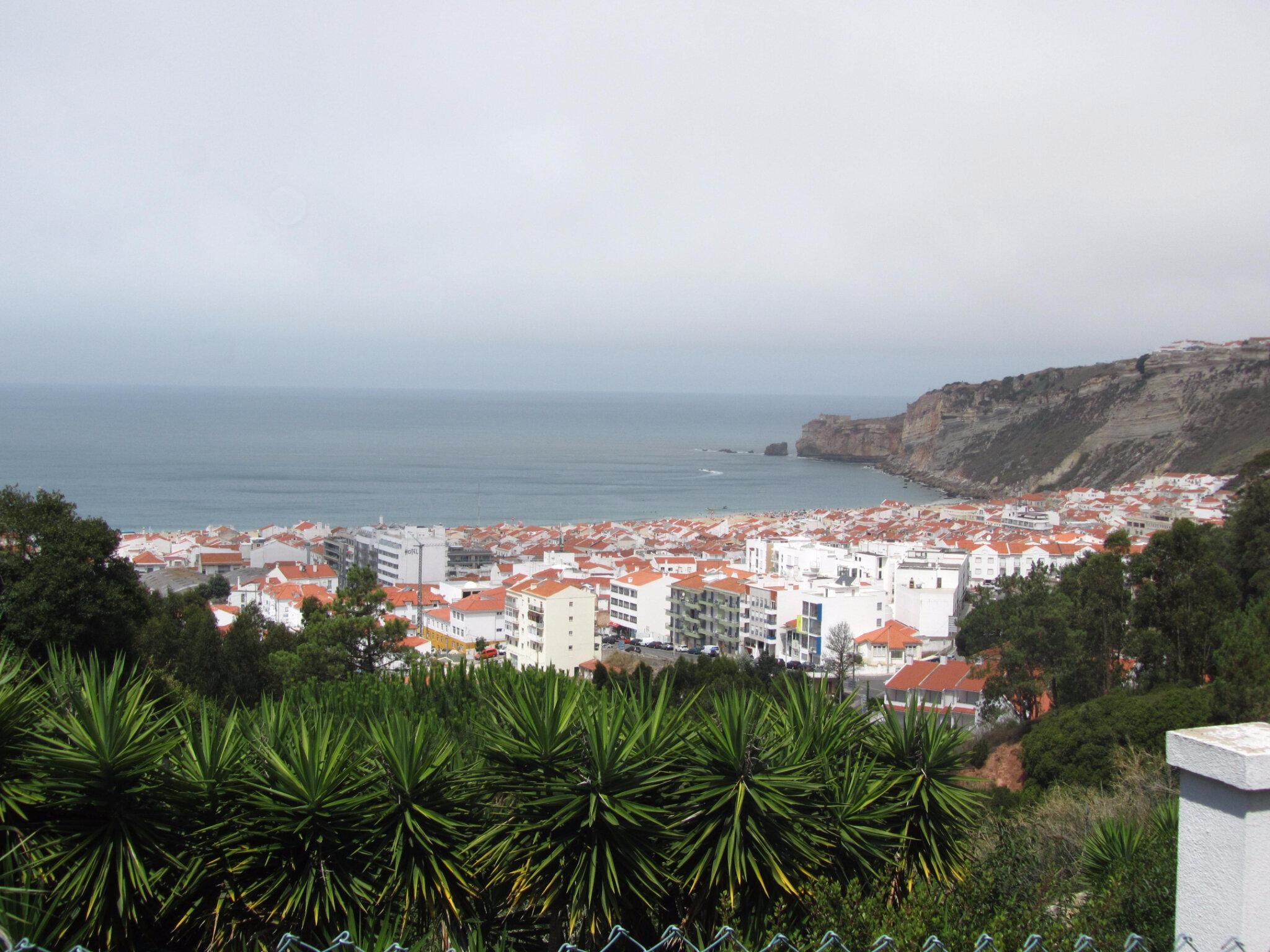 12 juillet 2017 - Séjour au Portugal : Nazaré
