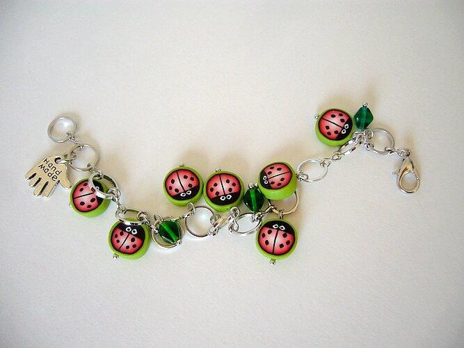 cocci bracelet breloques2