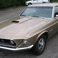 FORD - Mustang 250 L - 1969