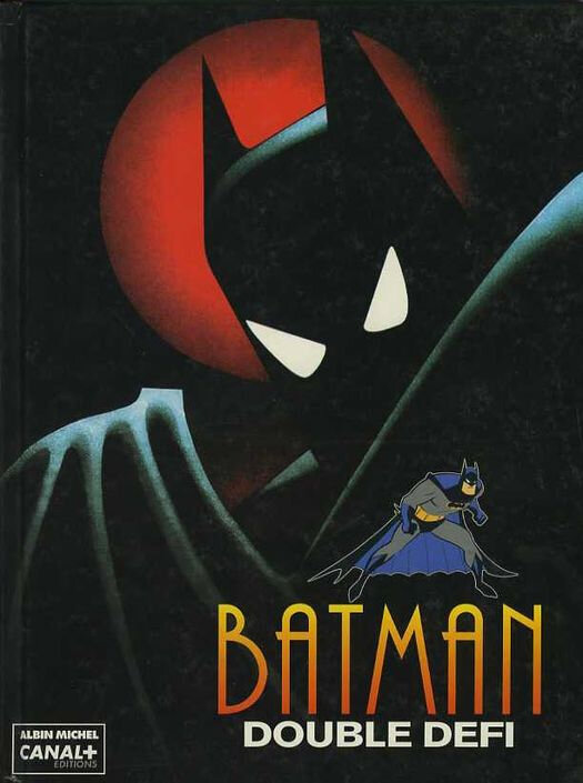 editions USA batman 01 double défi