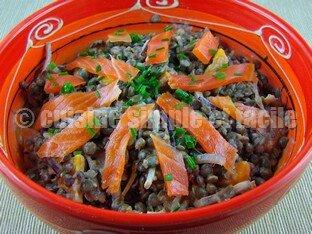 salade lentilles saumon 05
