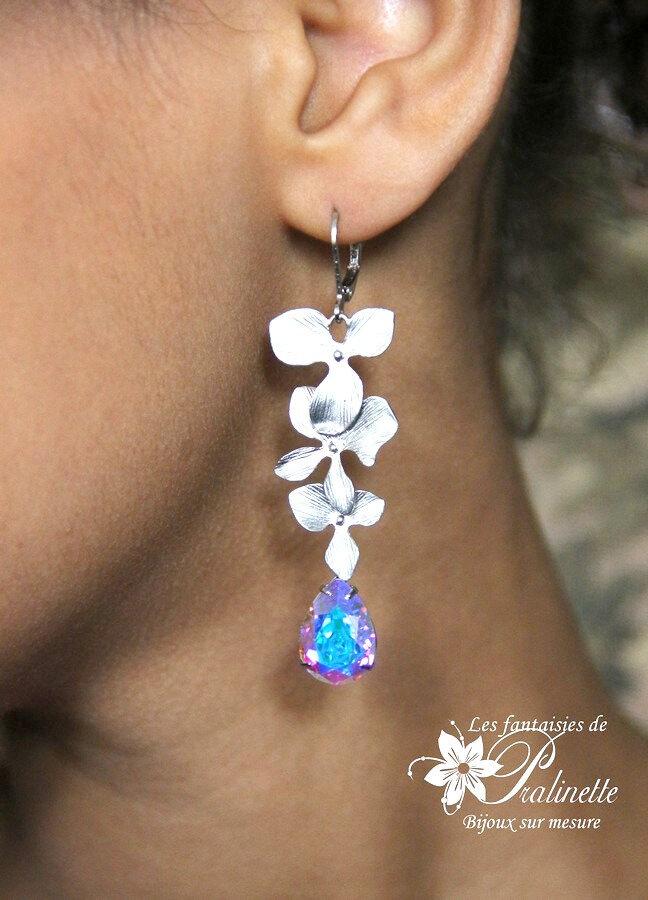 bijoux-mariage-boucles-d-oreilles-orchidees-et-cristal-ab-depareillees-4