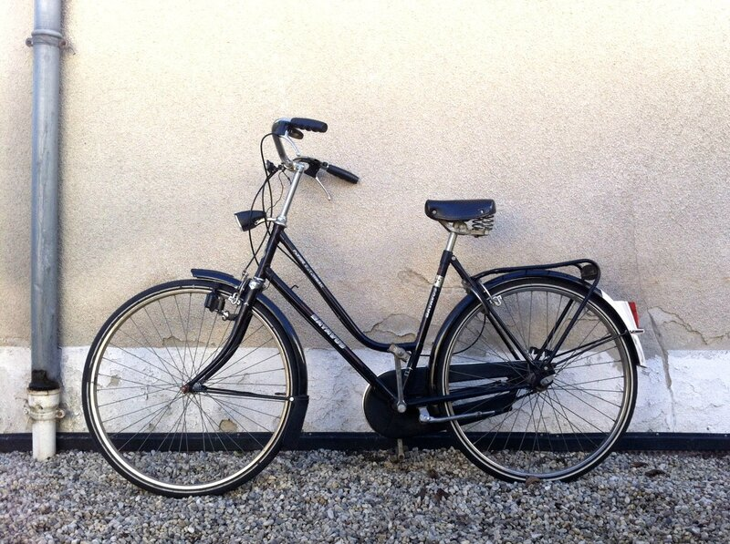 vélo hollandais 1