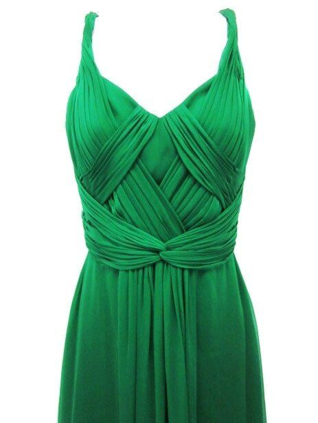 monique-lhuillier-robe-de-cocktail-en-mousseline-de-soie-plissee-vert-emeraude-px-boutique-5000-taille-38