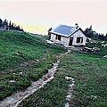 Plateau de cornafion 1906m de la conversaria 1180m villard-de-lans 38250