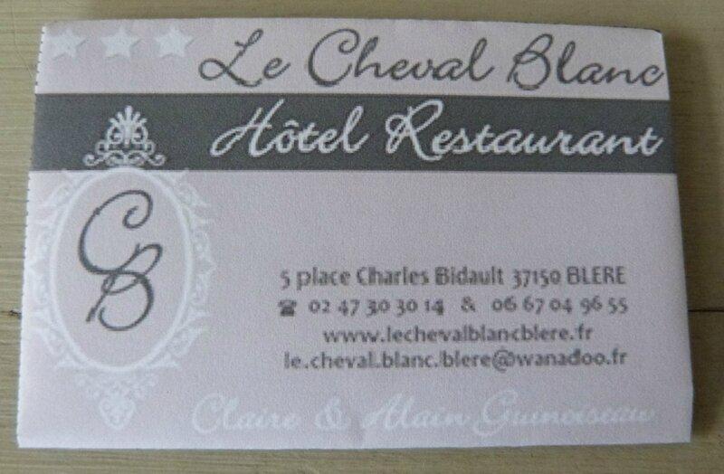 Enveloppe Coeur - Le Cheval Blanc (5)