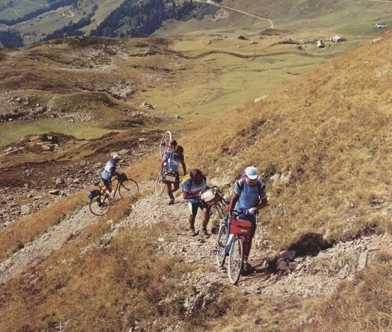 Cyclo-muleteurs