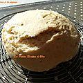 Escapade en cuisine : pain à la vapeur au cook'in