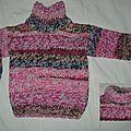 Je tricote mon premier pull