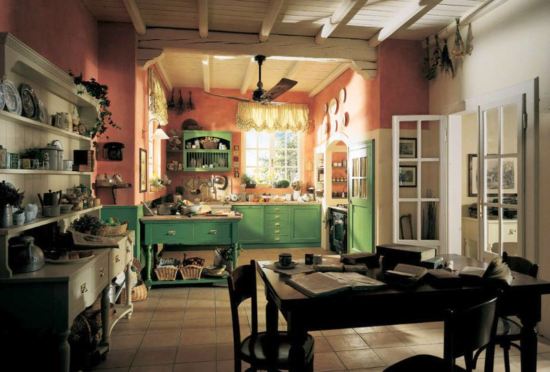 country-cottage-kitchen