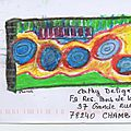 Du bel art du mail art !