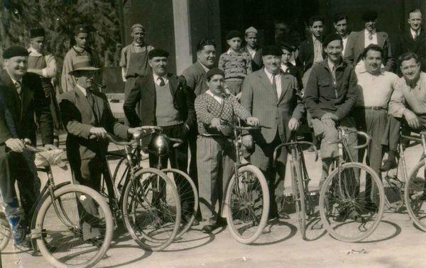 René BERGER et Babaya ( Oncle ) MRKCH avant 1948