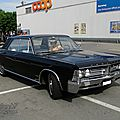 Chrysler new yorker hardtop sedan-1967