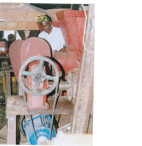 production de savon au congo