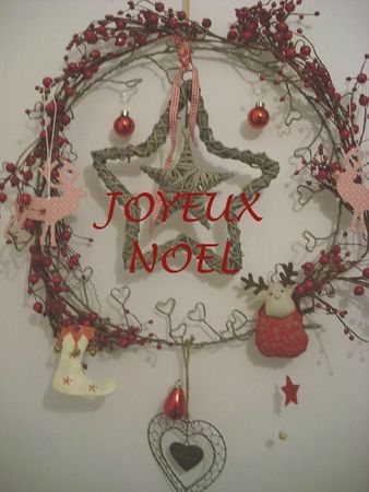 decoration noel
